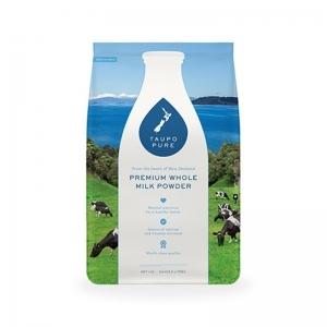 Taupo Pure 特贝优全脂奶粉 1kg(陶坡奶粉)
