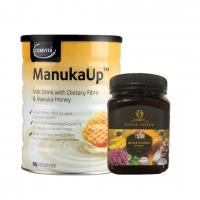 【包邮】康维他蜂蜜奶粉 + ROAL ALLEY新西兰本土极品蜂蜜