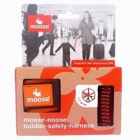 Moose儿童防走失安全绳 二代 防剪型(5种颜色可选)
