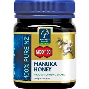Manuka Health MGO100+ HONEY(250g) 蜜纽康 100+蜂蜜