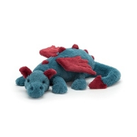 Jellycat Dexter Dragon 德克斯特龙 50cm
